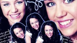 OFFICIAL ROCKSTAR KARAOKE- Miley Cyrus/Hannah Montana