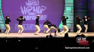 IDK from United States World Finals! Hip Hop Dance