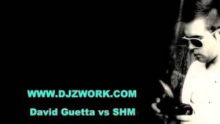 David Guetta vs SHM - One Grrr ( Dj Zwork Mash Up )  www.djzwork.com