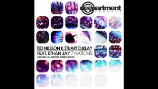 Ted Nilsson, Stuart Ojelay -- 7 Nations feat  Ethan Jay (Original Mix) DEP007