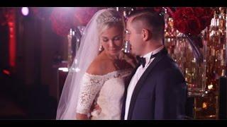 Свадьба Ксении Афанасьевой в стиле Cartier