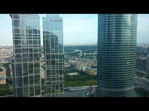 Москва-сити башня Федерация 54 этаж