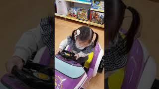롯데마트 토이저러스 단골(?) 자동차 20191009