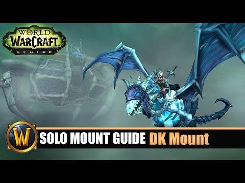 Telars Solo Mount Guide #54 DK Class Mount (7.2.5)