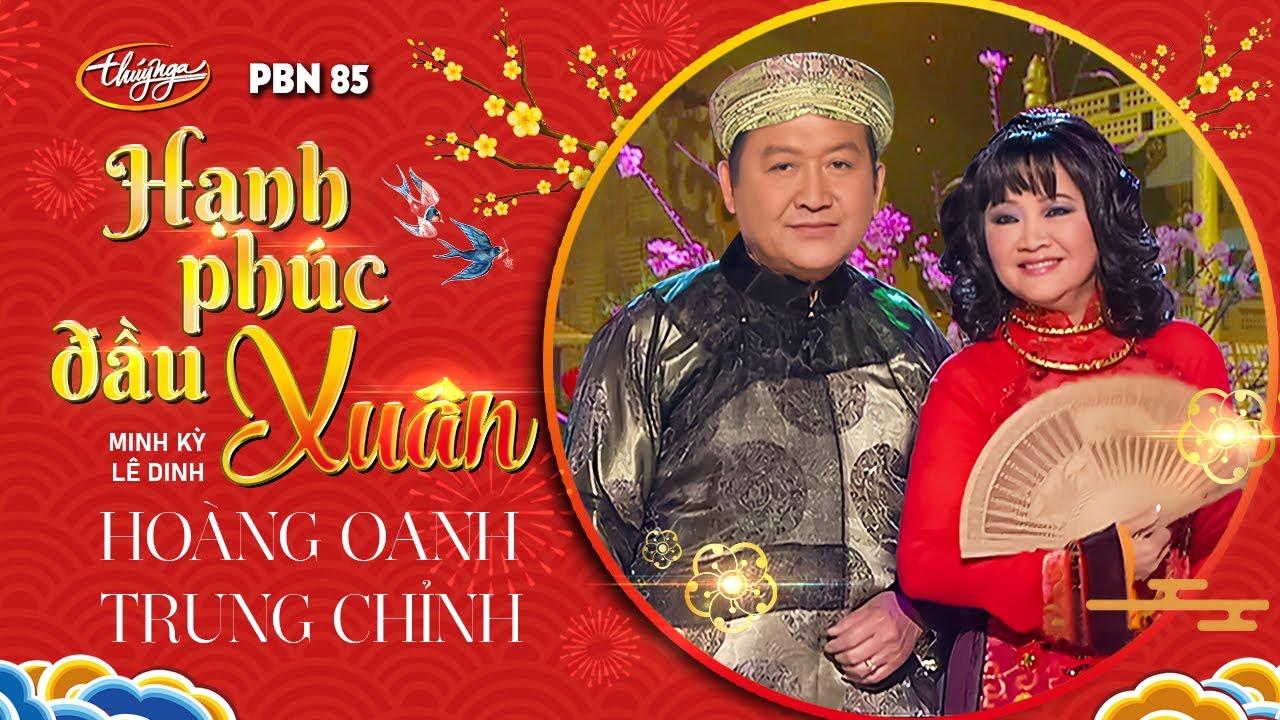 TÌNH KHÚC VÀNG | Hạnh Phúc Đầu Xuân (Lê Dinh & Minh Kỳ) - Hoàng Oanh & Trung Chỉnh