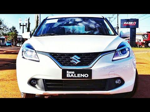Suzuki baleno 2019 precio