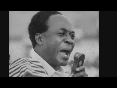 Faces Of Africa- Kwame Nkrumah