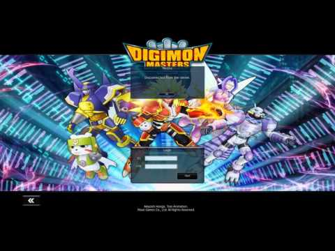 Scanning welcome back box digimon masters online scanning negle Images