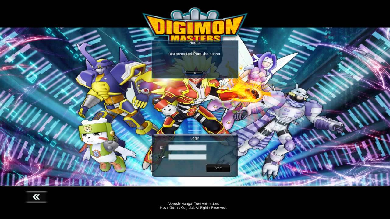 Scanning welcome back box digimon masters online youtube negle Images