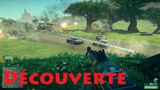 (Découverte) PlanetSide 2 [Gameplay PC 1080p Ultra-FR]