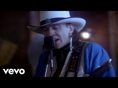 Stevie Ray Vaughan & Double Trouble - Change It (Video)