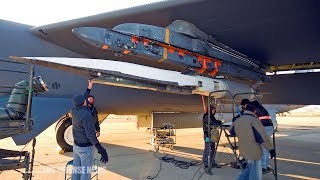 U.S. Military Is Testing Hypersonic Missiles on B-52 Bombers