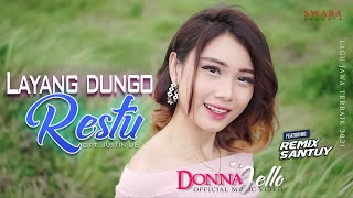 Donna Jello - LDR (Layang Dungo Restu) | Official Music Video