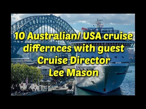 10 differences between cruising in Australia vs the USA with Lee Mason