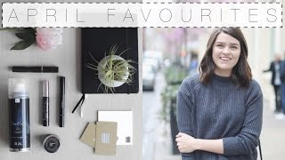 April Favourites: Beauty, Bullet Journals & Boots | The Anna Edit