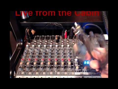 How to Facebook live streaming music & singing karaoke with iphone and mixer