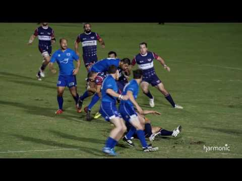 The 2015 Bermuda World Rugby Classic in 4K - Plate Highlights