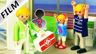 Playmobil Film deutsch | Besuch im KRANKENHAUS nach AUTOUNFALL |Wie konnte das passieren? Kinderfilm