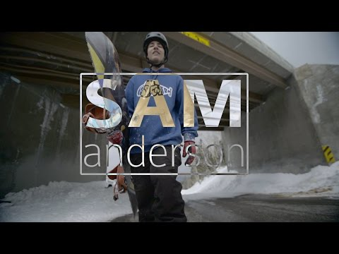 Sam Anderson Season Edit 201516