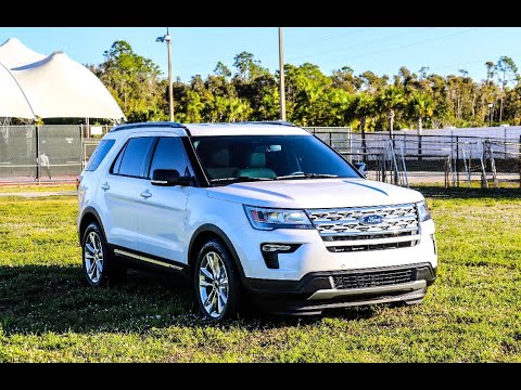 2018 Ford Explorer XLT. Car Reviews Unplugged