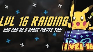 Low Level (16) Raiding /w Talla + Envoy | Starter Officers on battleship and how to attack