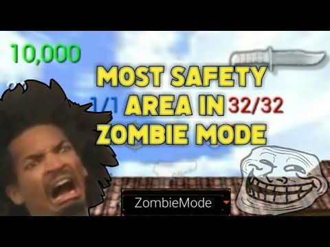 Most Safe Area In Zombie Mode | SFG-2 [Funny Moments]