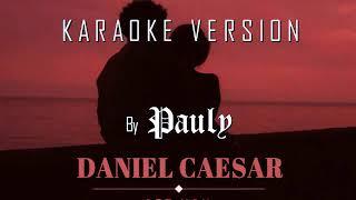 Get you - Daniel Caesar [Karaoke Prod. by @DetroitPauly]
