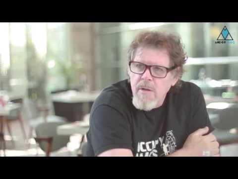 AndesProg - Interview Pat Mastelotto King Crimson