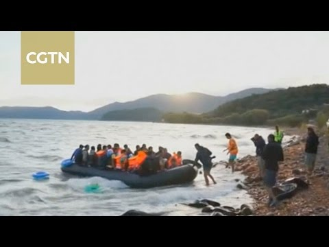 Refugees choose Turkey as transit point and destination