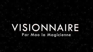 """Mao la Magicienne - Teaser de """"Visionnaire"""" son Show de Mentalisme 3.0"""