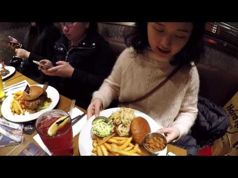 Hard Rock Cafe Fukuoka Japan Ep 24