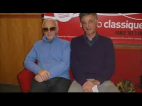 Charles Aznavour - Interview