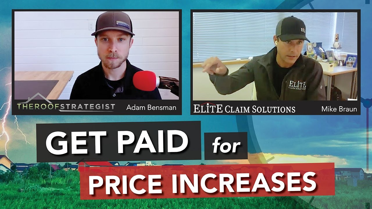 How to Get Paid for Price Increases