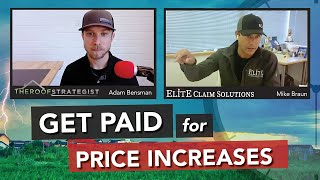 How to Get Paid for Roofing Material Price Increases