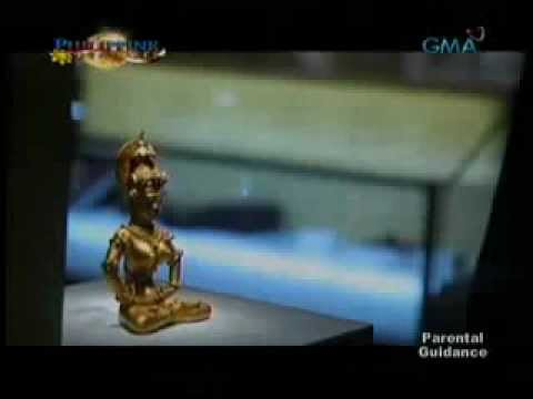 Philippines Treasure Part II (GMA 7) feat(1). Golden Tara