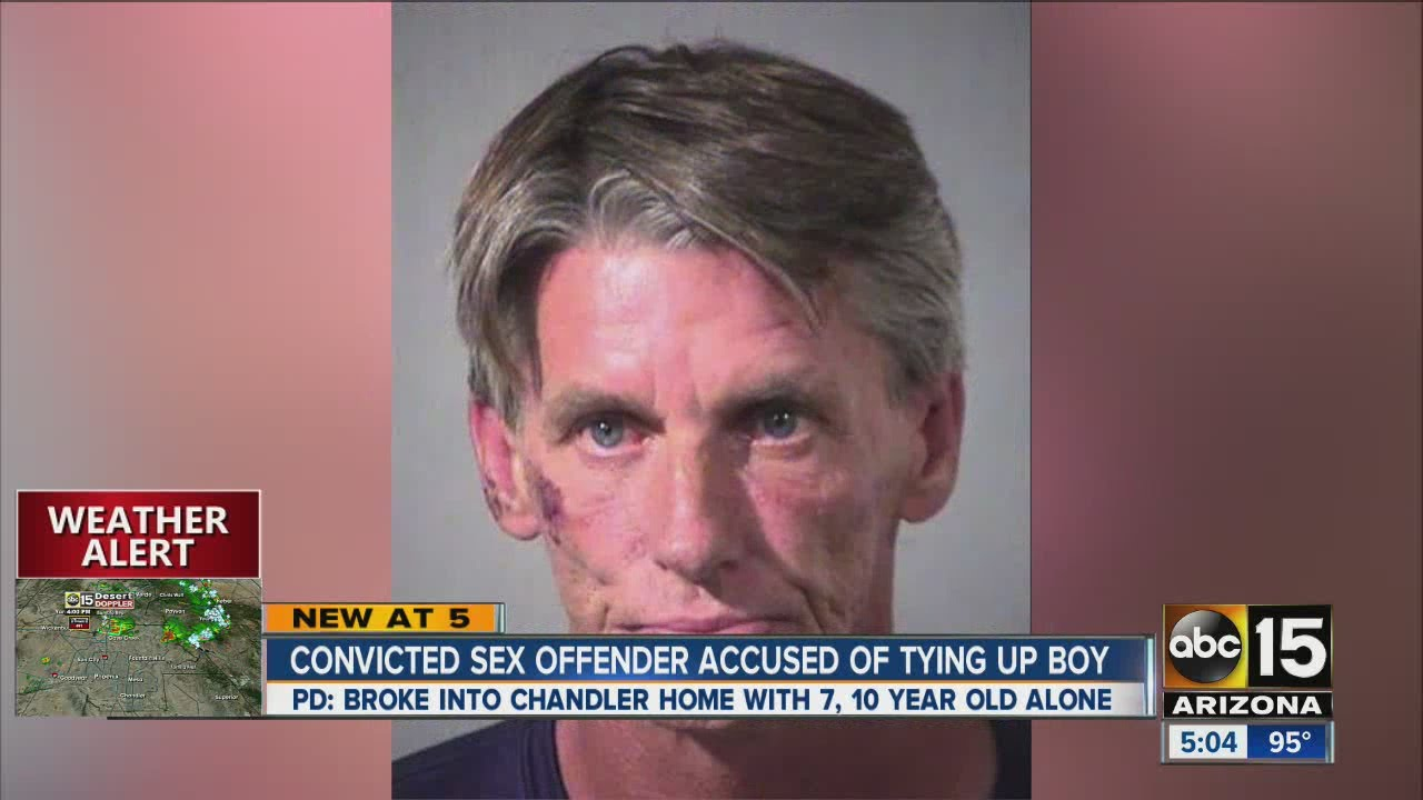 Chandler az registered sex offender