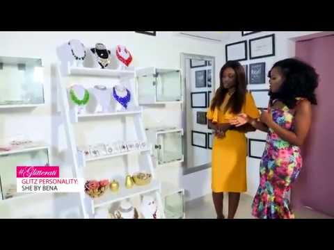 Berla Mundi interviews Ghanaian  Fashion Designer, 'SHE BY B