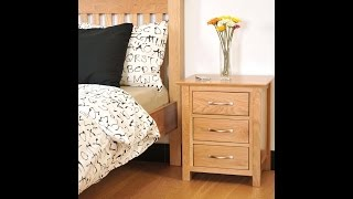 A World Of Furniture - Guide To Our Newland Oak Furniture Collection