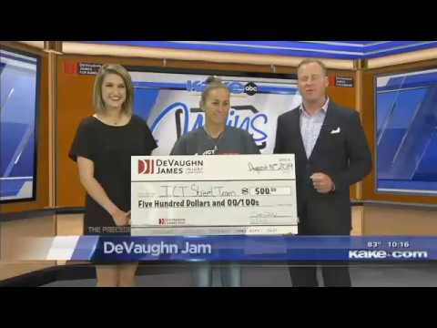 ICT Street Team - DeVaughn James Injury Lawyers WINS for Kansas