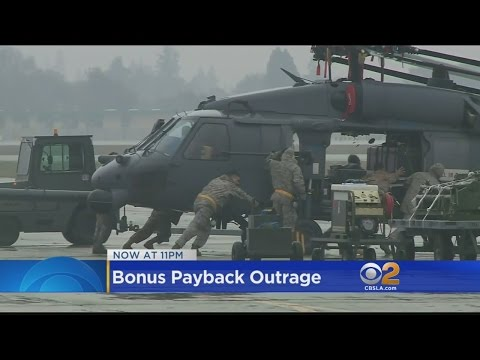 Thousands Of California National Guard Fought For The County, Now Have To Fight To Keep Enlistment B