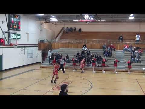 White Swan vs Tri Cities Prep District 5/6 Basketball