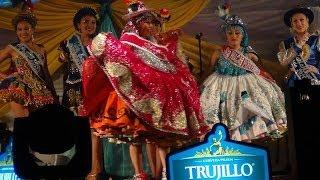 Asociación Folklórica Waca Waca Barrio Santa Rosa Reyna del Folklore 2014