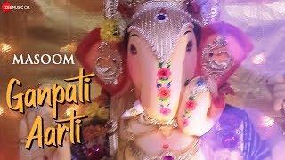Ganpati Aarti | Masoom | Alia Khan Dar, Vriddhi Patwa & Rakhi Koli | Ankita Chauhan
