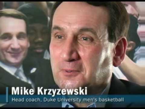 Mike Krzyzewski: What