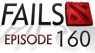 Dota 2 Fails of the Week - Ep. 160