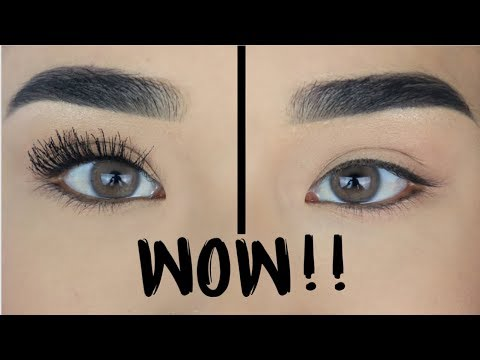 BEST MASCARA & HOW TO APPLY IT!