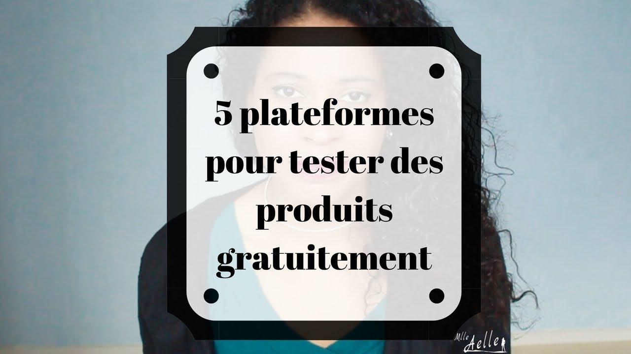 10 plateformes pour tester des produits gratuitement