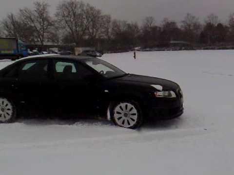 Audi A4 DTM Edition Quattro Drift 2
