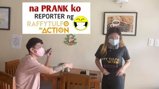 "Na Prank ko Reporter ng Raffy Tulfo in Action ""Bailing sa Case"""