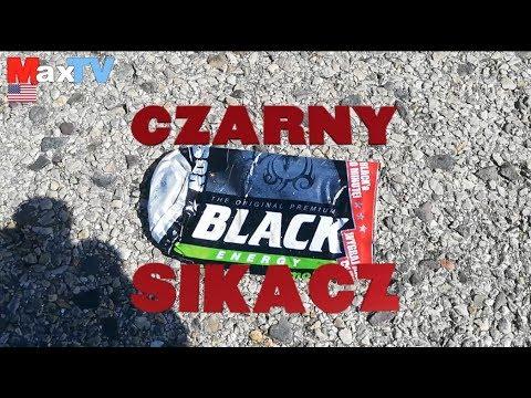 #R Max Kolonko - Tyson Black Czarny Sikacz Bojkot